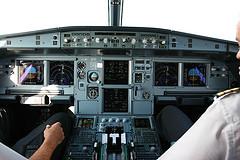 airline captain photo